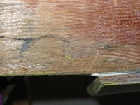 (011) Some cracks in the sideboard