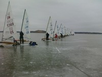 Silver Fleet prepares for another race