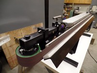New blade sharpener